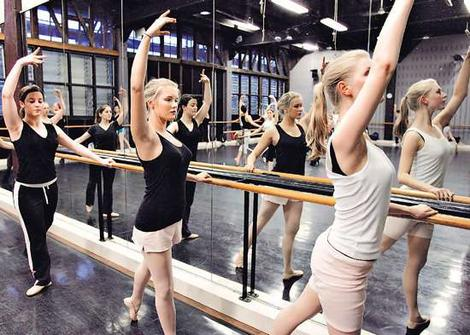D buter la danse passion ballet for Cours ballet adulte