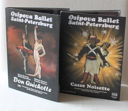 DVD osipova ballet casse noisette don quichotte