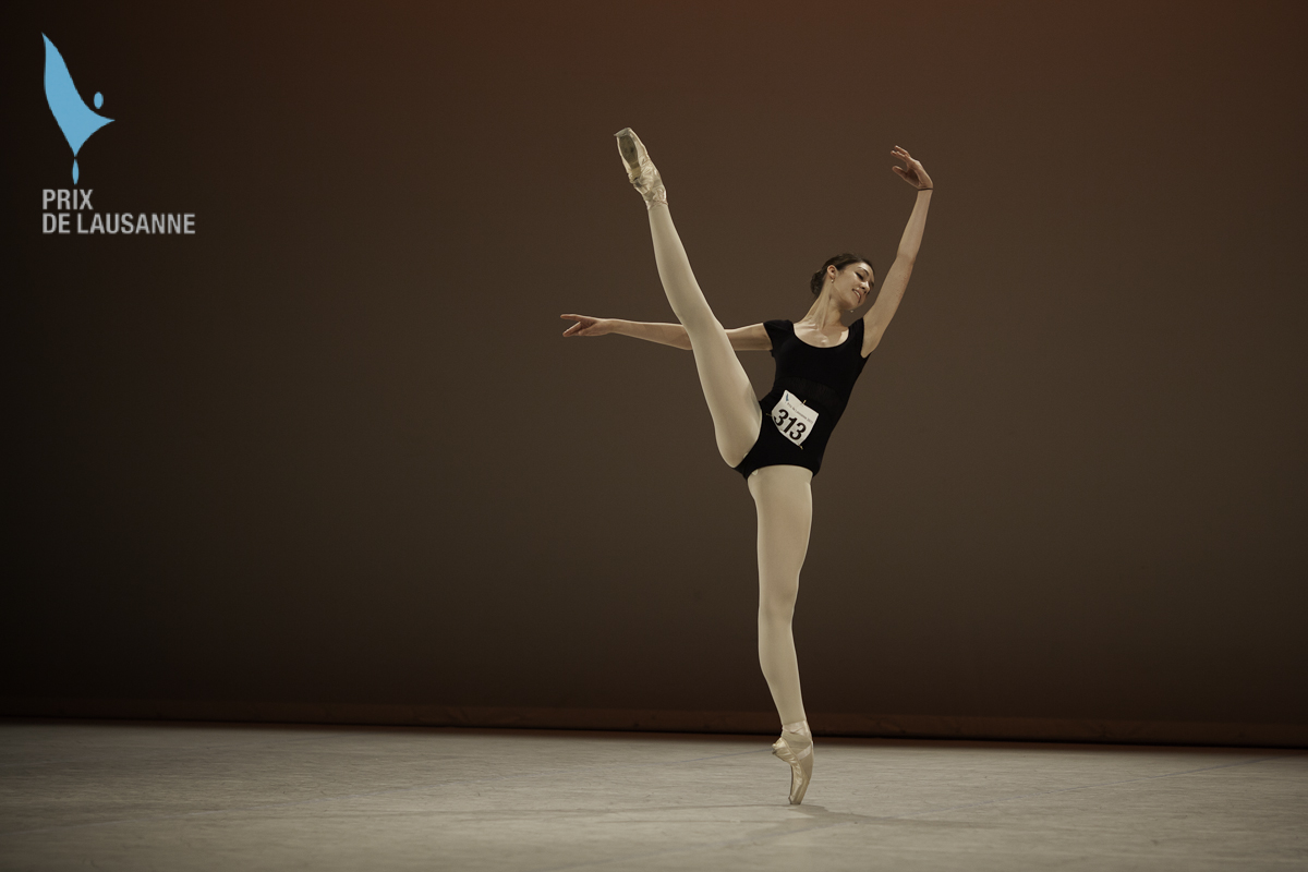 photo danseuse prix de lausanne 2011