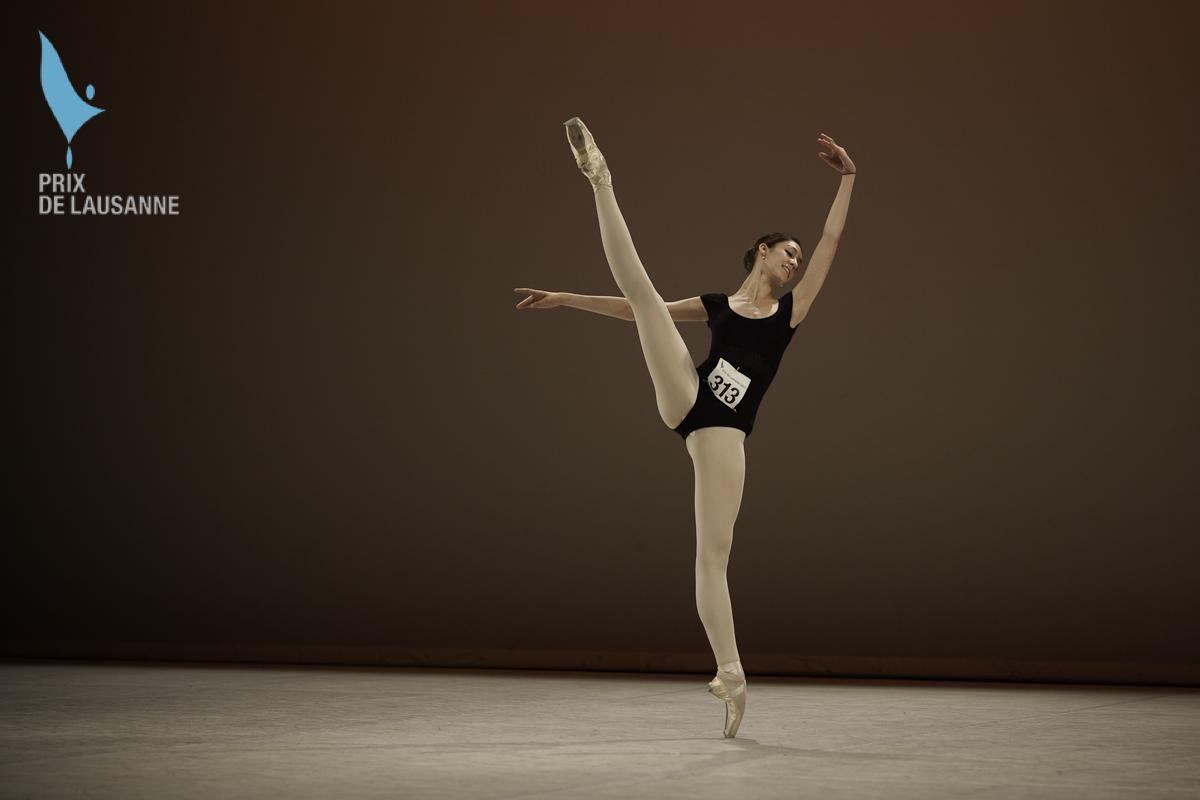 photo danseuse prix de lausanne 2011