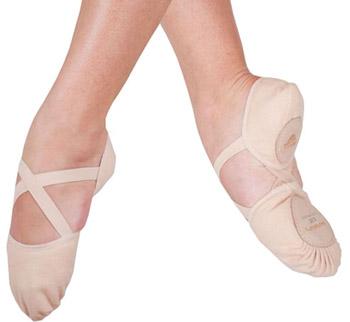 Chausson Danse les demi-pointes pour la danse classique – passion ballet