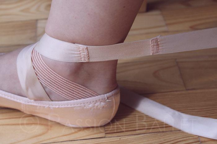 test   les rubans avec inserts  u00e9lastiques  u2013 passion ballet