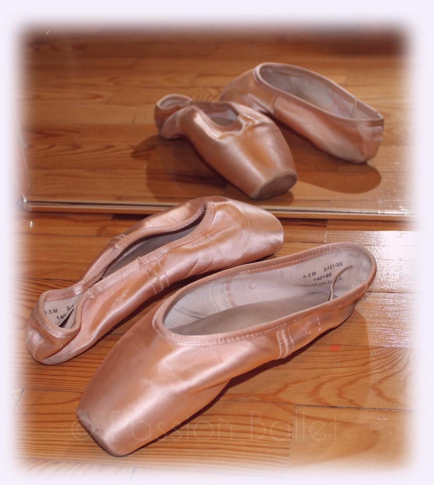 dégagement meilleur endroit pour construction rationnelle J'ai testé : les pointes Gaynor Minden – Passion Ballet