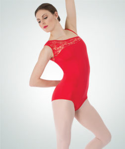 15- Body Wrappers rouge