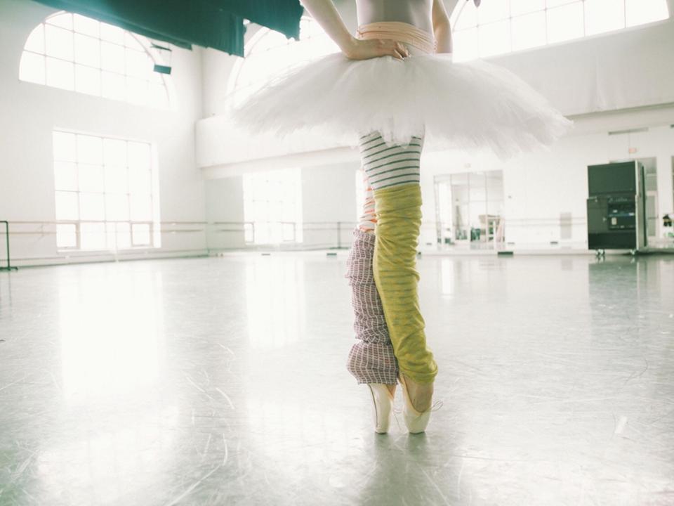 Ashley Ellis-Etoile du Boston Ballet Kenneth