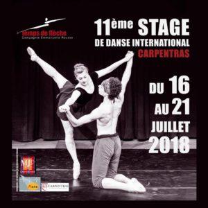 Stage de danse Temps de Flèche