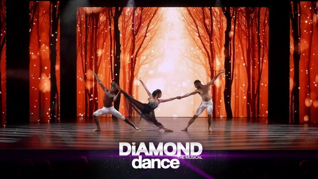 Diamond dance musical