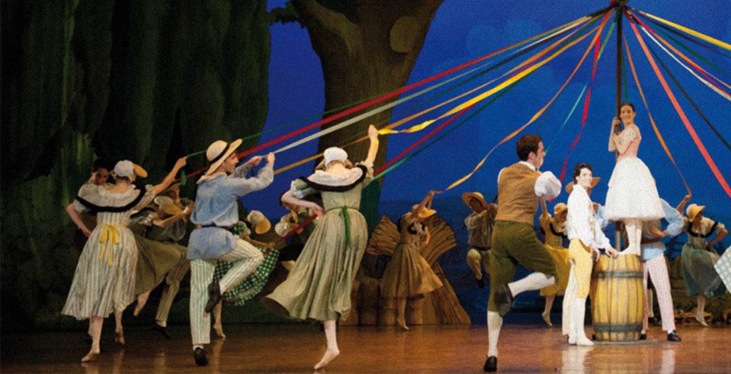 La fille mal gardée - Opera national de bordeaux